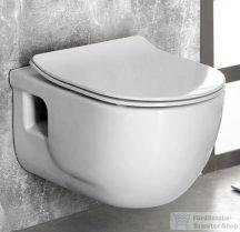 Sapho BRILLA Fali WC, RIMLESS, 36,5x53 cm  100614