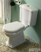 Sapho KERASAN RETRO WC kombi alsó kifolyású 101201