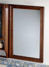 Sapho RETRO tükör világítás nélkül, 70x115 cm, bükk 1680