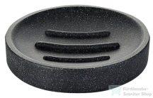 Sapho STONE szappantartó, black 22010310