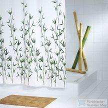 Sapho BAMBUS zuhanyfüggöny 180x200, polyester 47305
