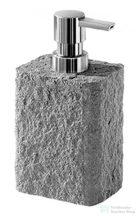 Sapho ARIES szappanadagoló  álló, szürke AR8008
