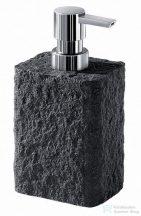 Sapho ARIES szappanadagoló  álló, antracit AR8085