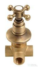 Sapho ANTEA Falbaépíthető váltó, bronz DEVIN26