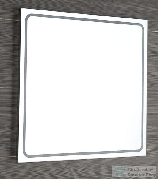 Sapho GEMINI II tükör LED világítással 40x60cm GM040 - Fürdőszoba ...