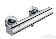 Sapho KIMURA termosztatikus zuhany csaptelep, króm KU245