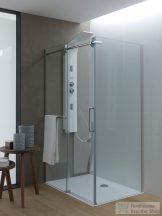 Kolpa San Virgo New TK 140x80 zuhanykabin, balos