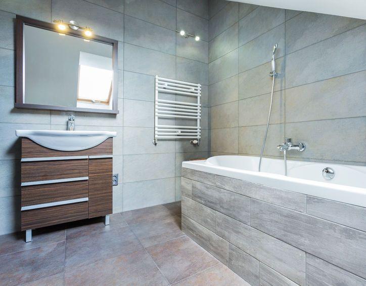 Kellemes hőmérséklet a fürdőszobában? Csőradiátorokkal lehetséges!